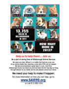 Help Us to Help Them